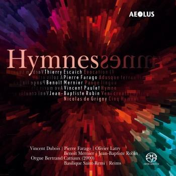 Cover Hymnes - Homage to Nicolas de Grigny