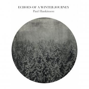 Cover Hankinson: Echoes of a Winter Journey