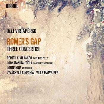Cover Olli Virtaperko: Romer's Gap – 3 Concertos
