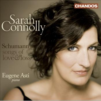 Cover Schumann: Songs of Love and Loss