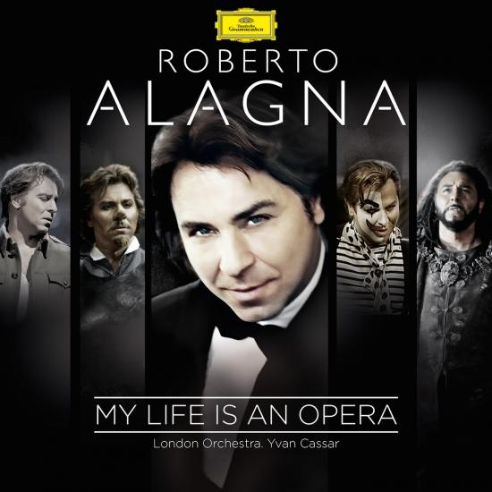Cover My Life Is An Opera