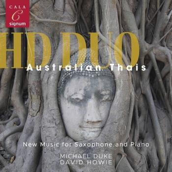 Cover Australian Thais: New Music for Saxophone & Piano