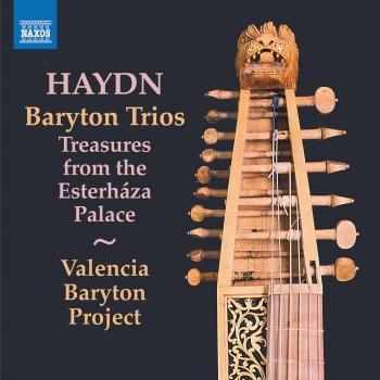 Cover Haydn: Baryton Trios