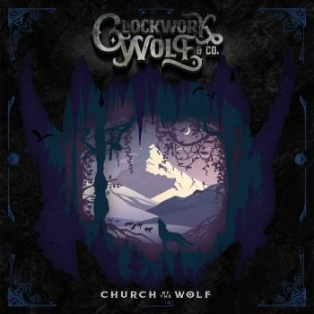 Cover Church Of The Wolf (EP)