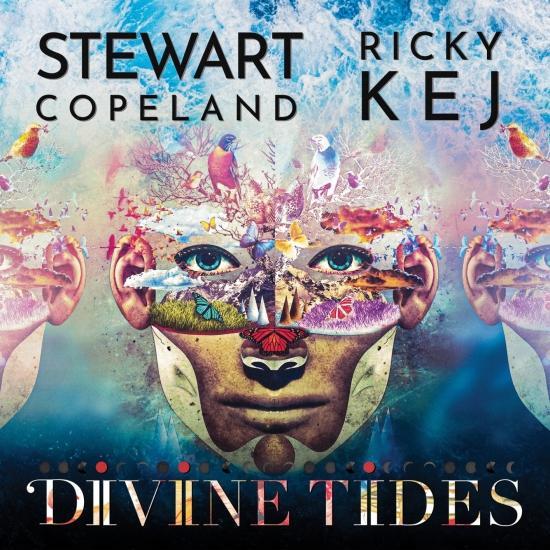 Cover Divine Tides