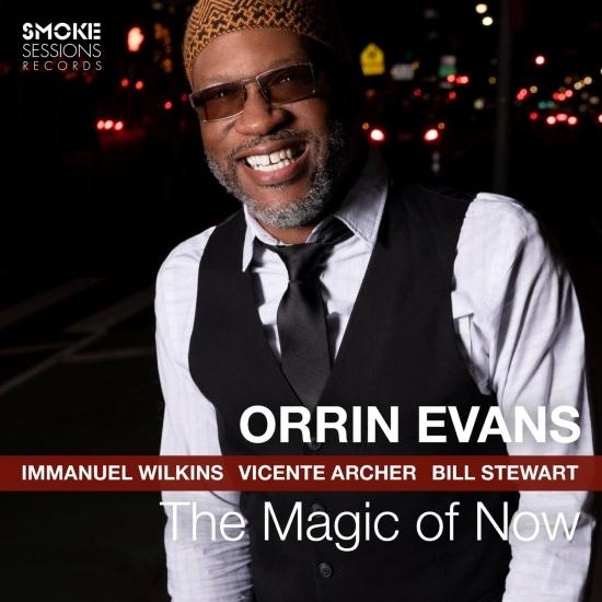 Cover The Magic of Now