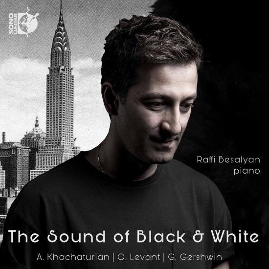 Cover The Sound of Black and White