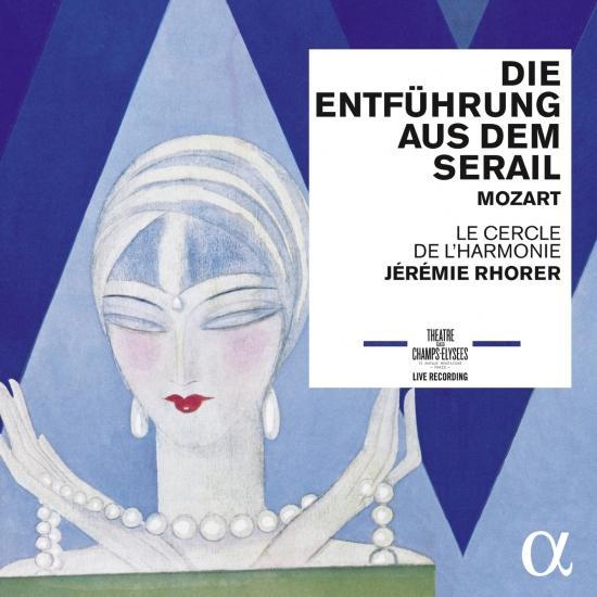 Cover Mozart: Die Entführung aus dem Serail