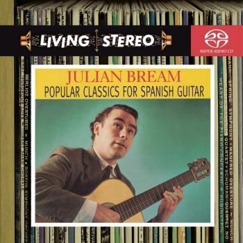 Cover Popular Classics for Spanish Guitar