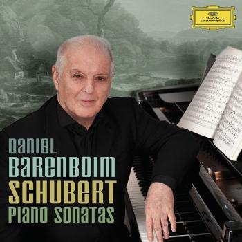 Cover Schubert: Piano Sonatas