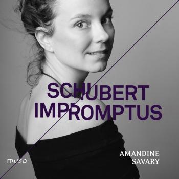 Cover Schubert: Impromptus D. 899 & D. 935