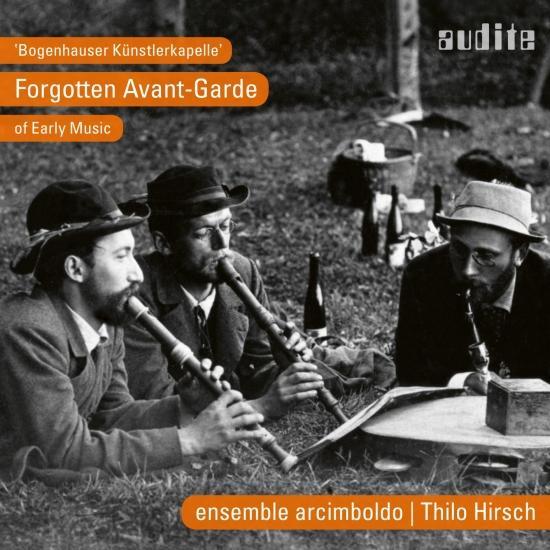 Cover Bogenhauser Künstlerkapelle (Forgotten Avant-Garde of Early Music)