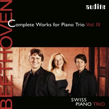 Cover Beethoven: Complete Works for Piano Trio, Vol. 3