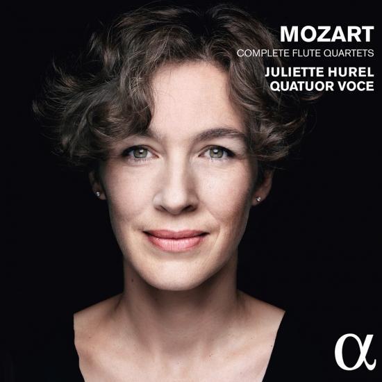 Cover Mozart: Complete Flute Quartets