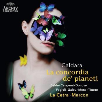 Cover Caldara: La concordia de' pianeti