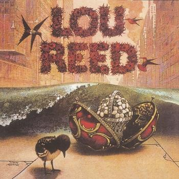 Cover Lou Reed