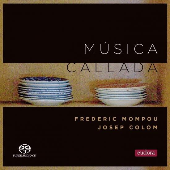 Cover Fredric Mompou: Música callada