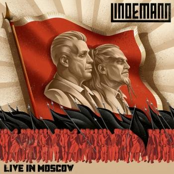 Cover Live in Moscow