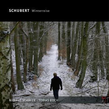 Cover Schubert: Die Winterreise