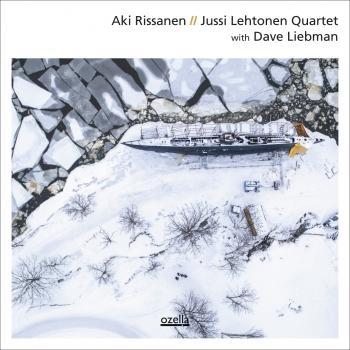 Cover Aki Rissanen
