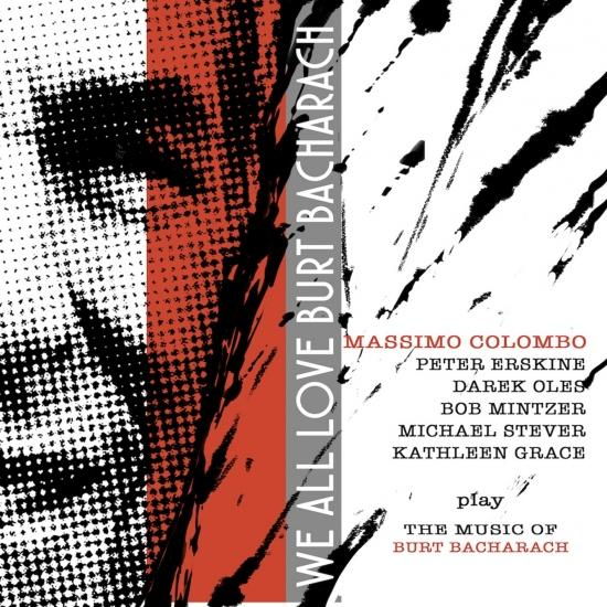 Cover We All Love Burt Bacharach
