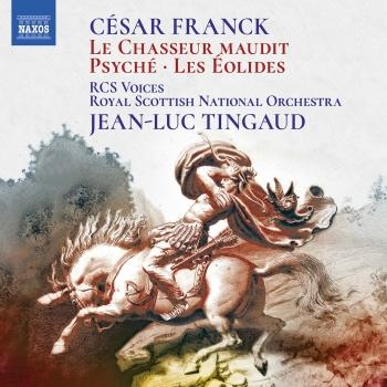 Cover Franck: Orchestral Works