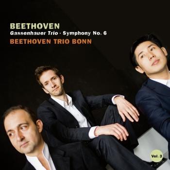 Cover Beethoven: Gassenhauer Trio & Symphony No. 6
