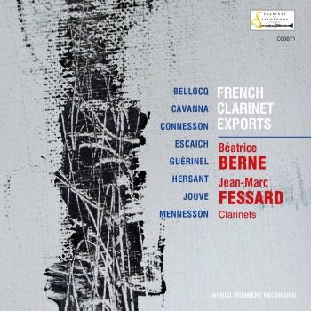 Cover French Clarinet Exports