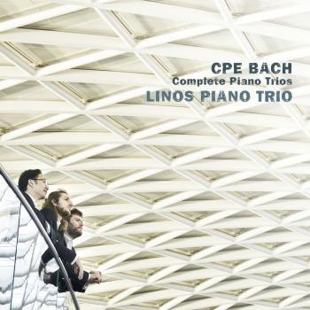 Cover C.P.E. Bach: Complete Piano Trios