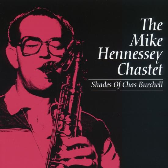 Cover Shades of Chas Burchell (Remastered)