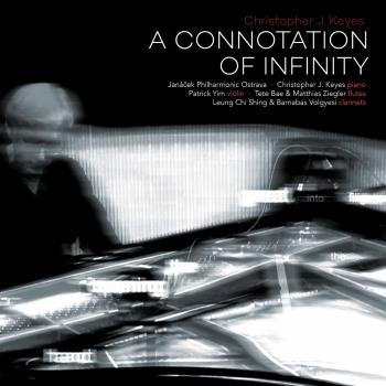 Cover A Connotation of Infinity
