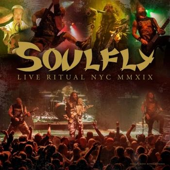 Cover Live Ritual NYC MMXIX (Live)