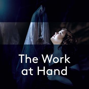 Cover Jake Heggie: The Work at Hand (Version for Mezzo-Soprano, Cello & Piano)
