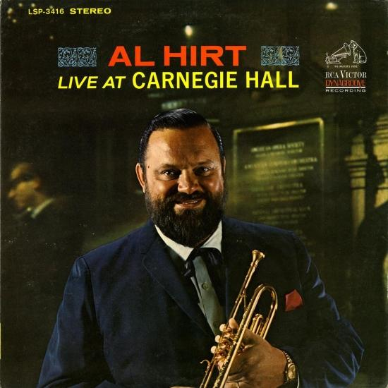 Cover Al Hirt Live at Carnegie Hall