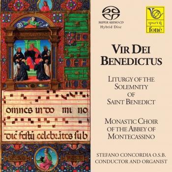 Cover Vir Dei Benedictus