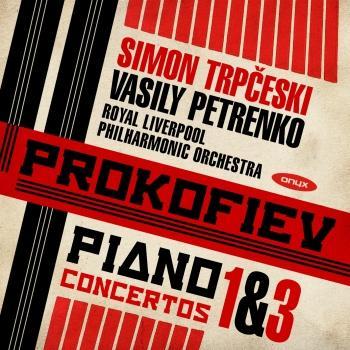 Cover Prokofiev: Piano Concertos 1 & 3