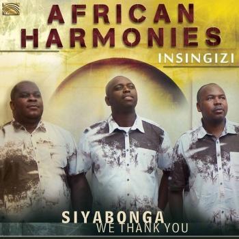Cover African Harmonies