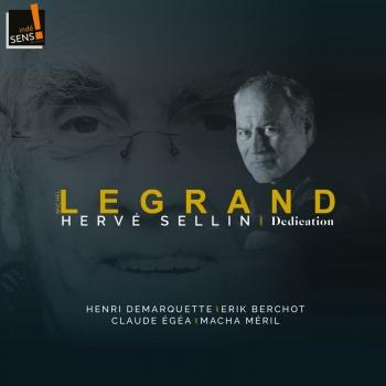 Cover Michel Legrand - Dedication