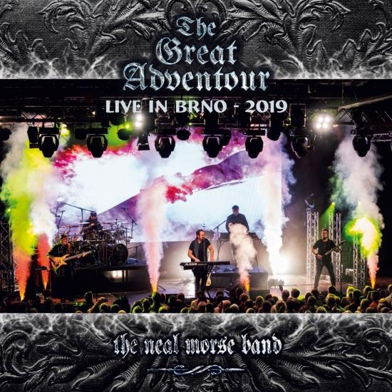 Cover The Great Adventour - Live in BRNO 2019