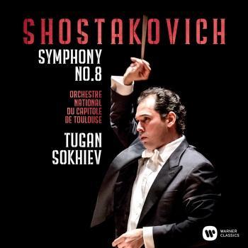 Cover Shostakovich: Symphony No. 8