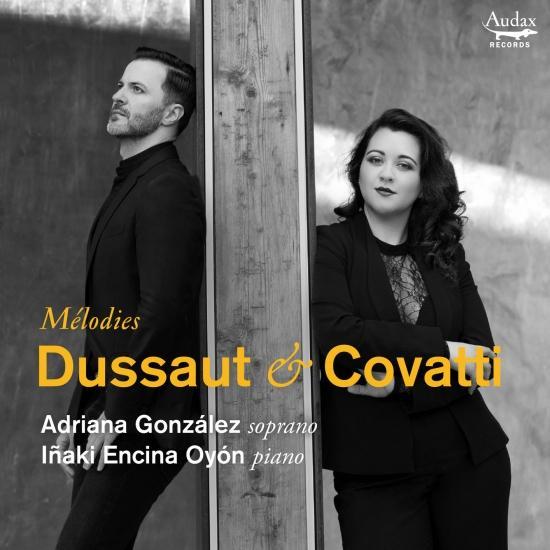Cover Dussaut & Covatti: Mélodies