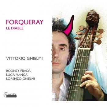 Cover Forqueray: Le Diable