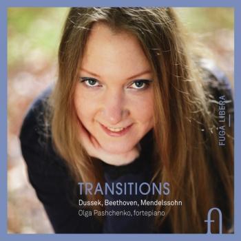 Cover Dussek / Beethoven / Mendelssohn