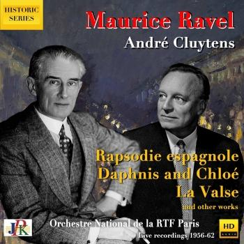 Cover Ravel: Orchestral Works (Live) (Remastered)