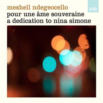 Cover Pour une ame souveraine: A dedication to Nina Simone