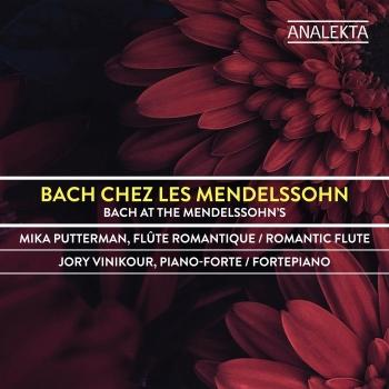 Cover Bach at the Mendelssohn's