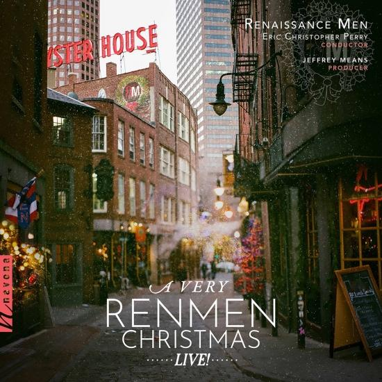Cover A Very Renmen Christmas (Live)