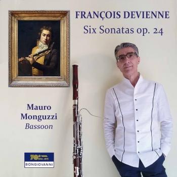 Cover Devienne: 6 Bassoon Sonatas, Op. 24