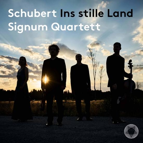 Cover Schubert: Ins stille Land