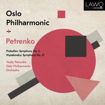 Cover Prokofiev: Symphony No. 5 - Myaskovsky: Symphony No. 21